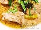 Рецепта Соеви хапки с картофи и зеленчуци
